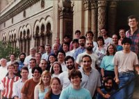 1994 Collaboration meeting at Yerkes